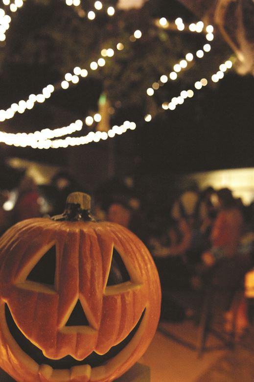 party rentals in long island Halloween