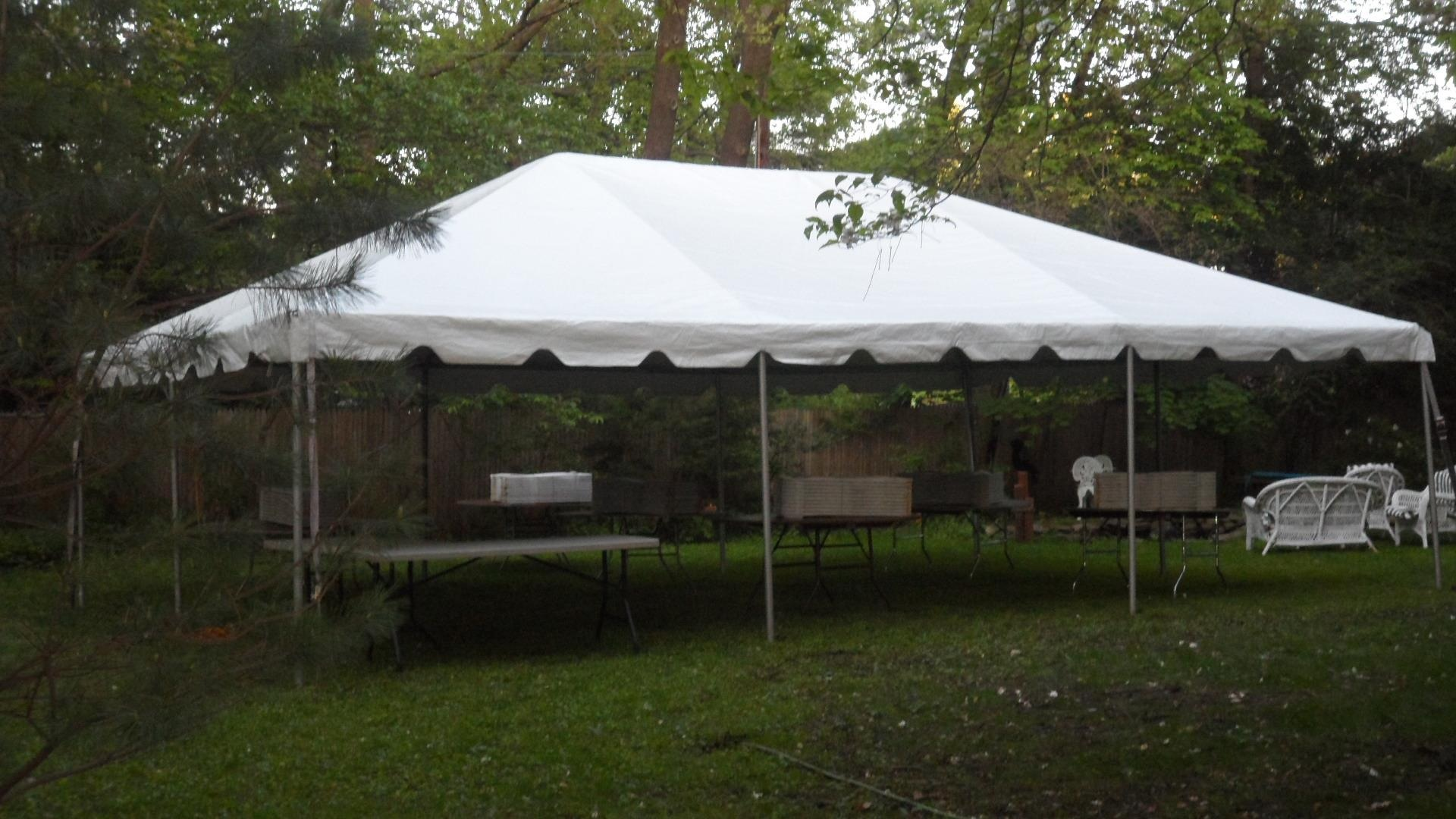 Suffolk County Party Tent Rentals