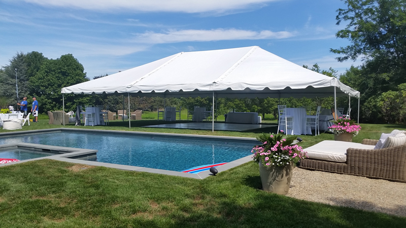 Tent Rentals from Pink Elephant