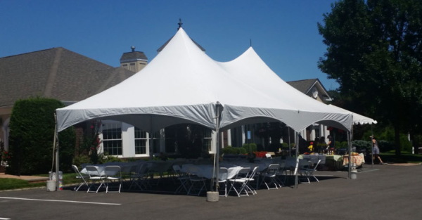 Tent Rental for Company Picnic in Hauppauge